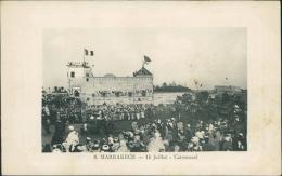 MAROC  MARRAKECH / 14 Juillet, Carroussel / - Marrakech
