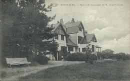 Noucelles - Maison De Campagne De M. Louis Gheude -1923 ( Voir Verso ) - Braine-l'Alleud