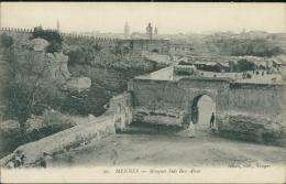 MAROC  MEKNES / Mosquée Sidi Ben Aïssa / - Meknès