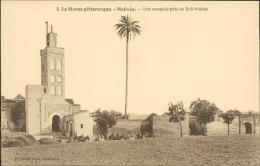 MAROC  MEKNES / Une Mosquée Près De Bab-Mellah / - Meknès