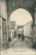 MAROC  MEKNES / Rue Akba-Ziadin / - Meknès
