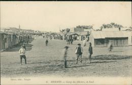 MAROC  MEKNES / Camp Des Oliviers, Le Souk / - Meknès