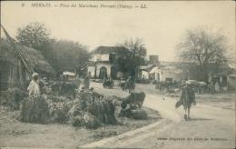 MAROC  MEKNES / Place Des Maréchaux-Ferrants (Naâss) / - Meknès
