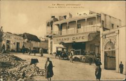 MAROC  MEKNES / Entrée De Meknès Sur La Route De Fès / - Meknès