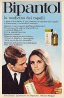 # BIPANTOL LOZIONE CAPELLI 1950s Advert Pubblicità Publicitè Reklame Hair Lotion Cheveux Locion Haarwasser Beautè - Non Classificati