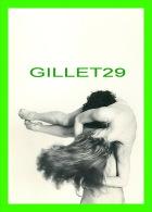DANSE - BODYTALKV - GERT WEIGELT - DANCERS, FRANÇOIS PASSARD & INGA STERNER - GALLERY CARD - - Danse