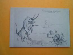 CPA  Les Aventures De La Tigresse à MARSEILLE - 13 - Bouches Du Rhône - Contes, Fables & Légendes