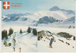 Haute Savoie  :   THOLLON Les   MEMISES  : Vue - Thollon