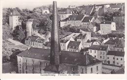 CPA Luxembourg - Plateau Du Rham  (1627) - Luxemburg - Stadt