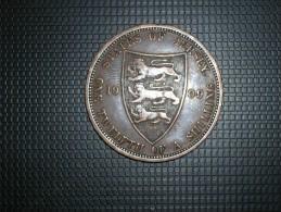 Jersey 1/12 Shilling 1909 (5283) - Jersey