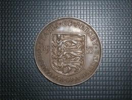 Jersey 1/12 Shilling 1933 (5289) - Jersey