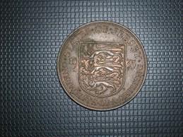 Jersey 1/12 Shilling 1935 (5290) - Jersey