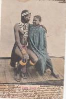 """1906 """"A LOVING COUPLE"""" - Afrique Du Sud"""