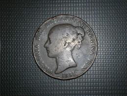 Jersey 1/13 Shilling 1851(5280) - Jersey