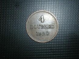 Guernsey 4 Doubles 1920 (5270) - Guernsey