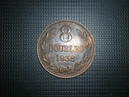 Guernsey 8 Doubles 1938 (5257) - Guernsey