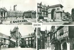 CPM - 21 - DIJON - Palais Des Ducs De Bourgogne - Porte Guillaume ... - Dijon