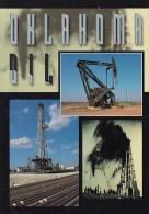 Oklahoma With Veritable Seas Of Oil Flowing Beneath The Soil - Altri