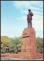 UKRAINE (USSR, 1989). KIROVOGRAD. THE VLADIMIR LENIN MONUMENT. Dismantled At 22.02.14 - Monuments