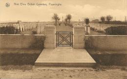 Poperinghe- Nine Elms British Cemetery - Cimetières Militaires