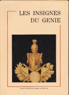 LES INSIGNES DU GENIE-1986 - Catalogues