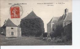 Chateau De Briaucourt La Vieille Tour  Rare - Unclassified