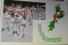 Aldeanos Vascos  Dantzaris Christmas Time - Xmas
