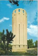 CPM Castelnau Le Lez  (34) Le Château D'eau / Architecture 1953 - Châteaux D'eau & éoliennes