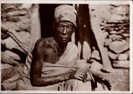 ! Alte Fotokarte, Ethnic Photo  1938 Eritrea, Ethopia, Äthiopien, Afrika, Africa, Berlin - Eritrea
