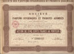 BAR SUR LOUP . PARFUMS HYGIENIQUES - Parfums & Beauté