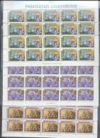 Liechtenstein **  904-906 Ackerfrüchte      Kleinbogen Ungefaltet Katalog 60,00 - Unused Stamps