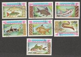 KAMPUCHEA REPUBLIQUE POPOLAIRE - 1983  (70809) - Kampuchea