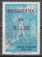 Panama    Scott No. C250     Mnh     Year   1961 - Panamá