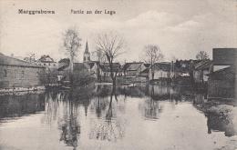 "Landst. - Inf. Batl 24 / I A.K.  / Militärbaukommando / Abt. Marggrabowa Du 4.7.1918 Sur CP ""Partie An Der Lega"" - Marcophilie (Lettres)"
