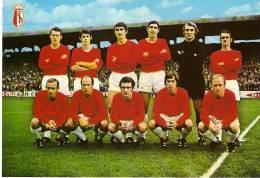 Voetbalclub Standard Luik( Football ) Met Piot--Dolmans-Van Moer-... - Calcio