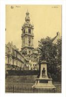 BELGIQUE  /  MONS  /  LE  BEFFROI   ( Et Statue De FRANCIS  DOL ) /  Edit.  Ern. THILL