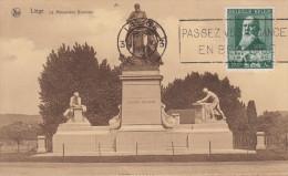 Carte-Maximum BELGIQUE N°Yvert 299 / Liège, Monument Gramme - Maximum Cards