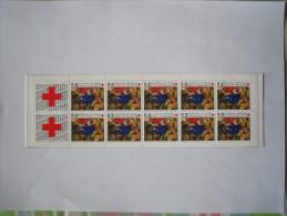 FRANCE Bande Non Pliée  CROIX ROUGE ** 1987 En Parfait état - Croix Rouge