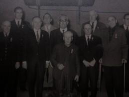 Militaria Photo D'ancien  Soldats Tous Médaillés De La Croix De Guerre - Documents
