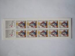 FRANCE Bande Non Pliée  CROIX ROUGE ** 1993 En Parfait état - Croix Rouge