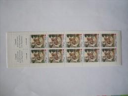 FRANCE Bande Non Pliée  CROIX ROUGE ** 1995 En Parfait état - Croix Rouge
