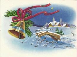 Happy New Year , 1964., Yugoslavia (greeting Card) - Anno Nuovo
