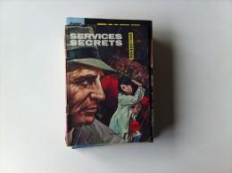 Ancien  SERVICES SECRETS Espionnage N° 16 - Kleine Formaat