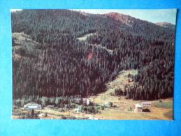 Dzhety Okuz , Resort - Nature Of Kyrgyzstan - 1969 - Kyrgyzstan USSR - Unused - Kirghizistan
