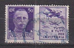 PGL BZ301 - ITALIA REGNO PROPAGANDA DI GUERRA SASSONE N°11 - 1900-44 Victor Emmanuel III