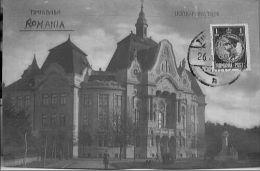 ROMANIA, TRANSILVANIA, Timisoara, Temesvar, Liceul Piaristilor 1934 - Romania