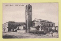 ROMA --> Basilica S. Agnese Fuori Mura - Livorno