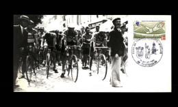 29 - CHATEAULIN - Carte Philatélique - Carte Premier Jour - Tour De France 1982 - Vélo - Cyclisme - Châteaulin