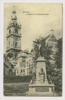 MONS : Le Beffroi Et Le Monument Dolez, 1912 *f7149 - Mons