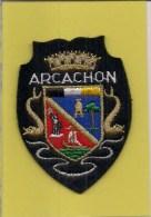 Ecusson Tissu Brodé -    ARCACHON - Scudetti In Tela